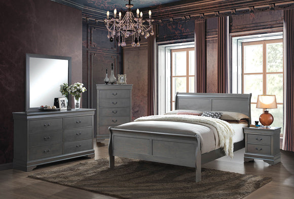 LOUIS PHILIPPE III CM7866GY  GRAY