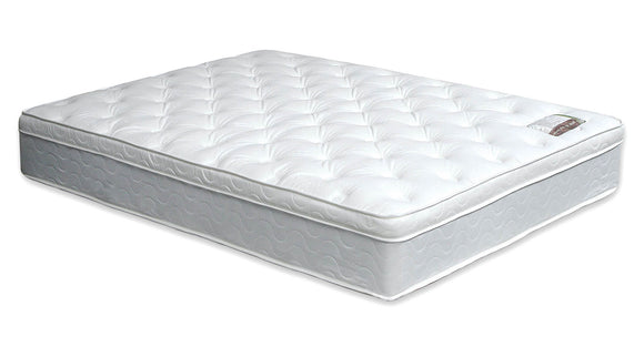 BIRD OF PARADISE EURO PILLOW TOP MATTRESS DM315