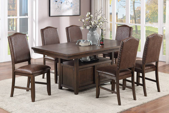 Dining Table F2578 + 6 Chairs