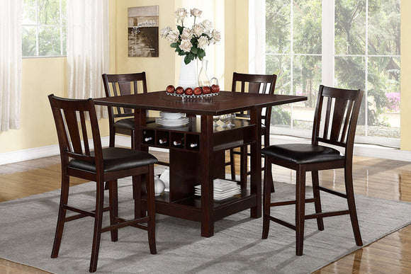 Dining Table + 4 Chairs F2347/F1167