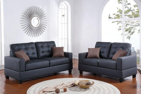 2-Pcs Sofa Set F7855