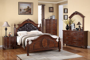Queen Bed Or California King Bed Or Eastern King Bed F9142