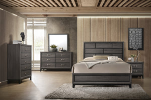 Queen Bed Or Eastern King Bed F9396