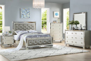 Queen Bed Or California King Bed Or Eastern King Bed F9428