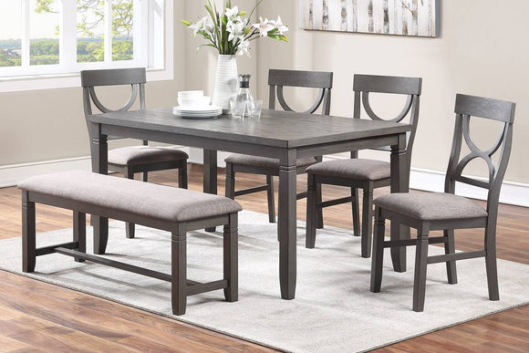 6-PCS DINING SET F2563