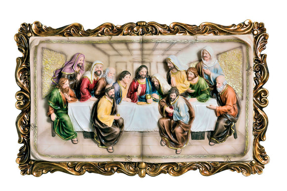 LAST SUPPER PLAQUE L92534 P1