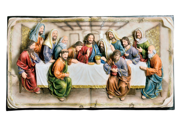LAST SUPPER PLAQUE  L92534 P5