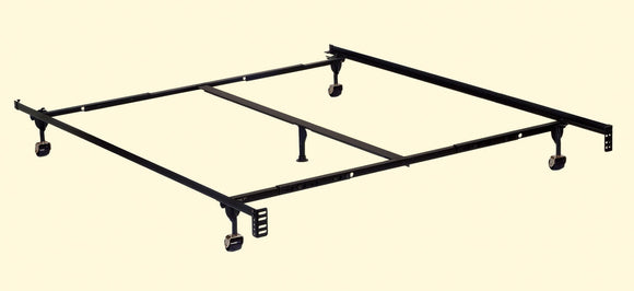 FRAMOS METAL ADJUSTABLE BED FRAME MT-FRAM