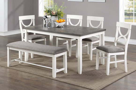 6-PCS DINING SET F2562