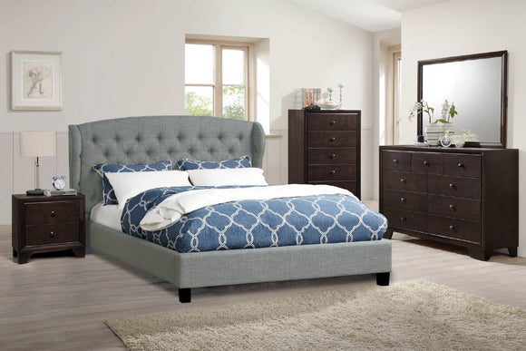 Queen Bed Or California King Bed Or Eastern King Bed F9439