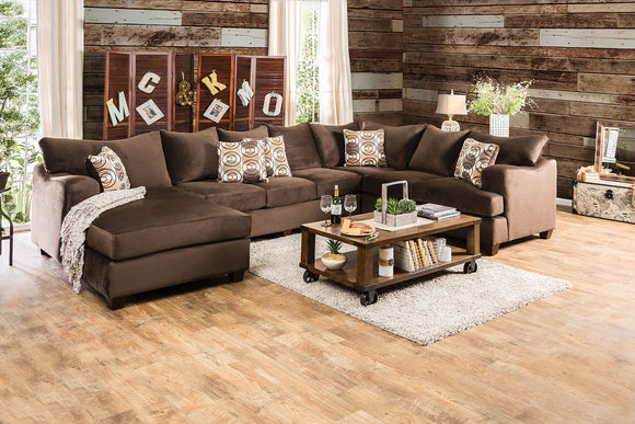 WESSINGTON SM6111  U-SHAPED SECTIONAL