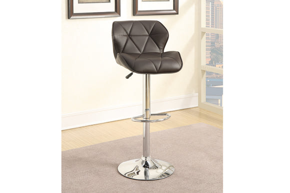 F1587 Set of 2 Adjustable Bar Stools