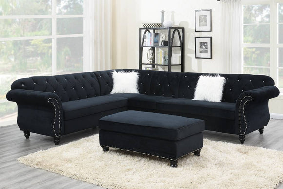4-PCS Sectional Set F6433