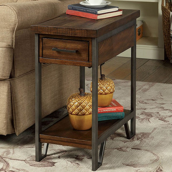 DUNDALK SIDE TABLE CM-AC286