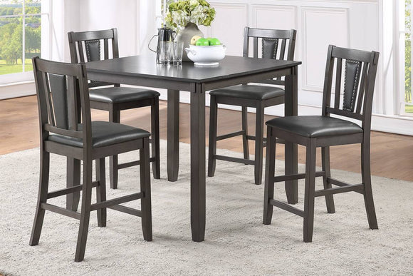 5-PC Counter Height Dining Set F2543