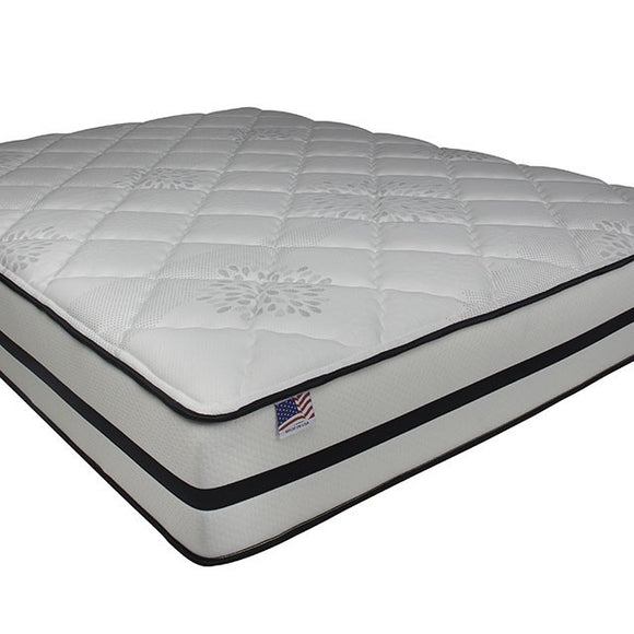 "LAKEN 11.5"" TIGHT TOP MATTRESS [NON-FLIP]  DM1410"