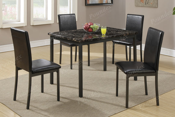 5-Pcs Dining Set F2361/F1787