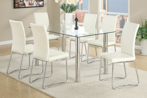 Dining Table + 6 Chairs F2204/F1438