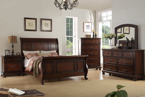 Queen Bed Or California King Bed Or Eastern King Bed F9289