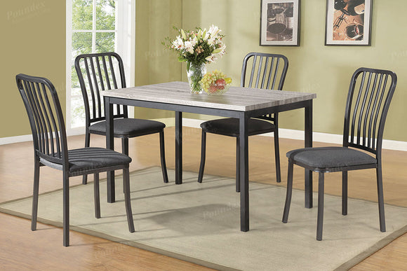 5-Pcs Dining Set F2356