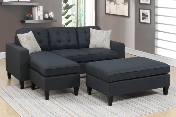 3-Pcs Sofa Set F6575
