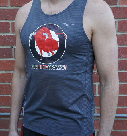 Men's Carbon Tech Singlet