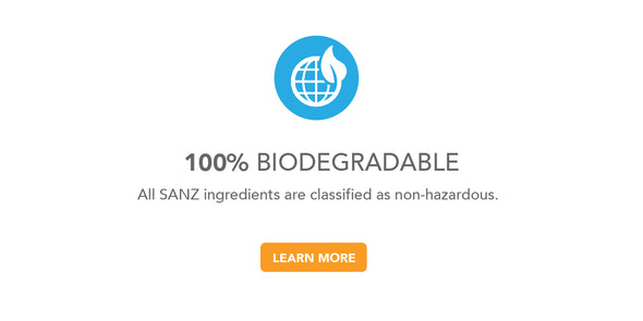 SANZ SPORT ECO-FRIENDLY BIODEGRADABLE