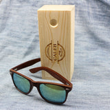 Custom Engraved Wooden Sunglasses - uvcea