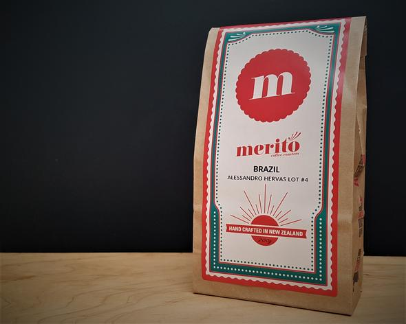Brazil Alessandro Hervas Lot#4 - Merito Coffee Roasters