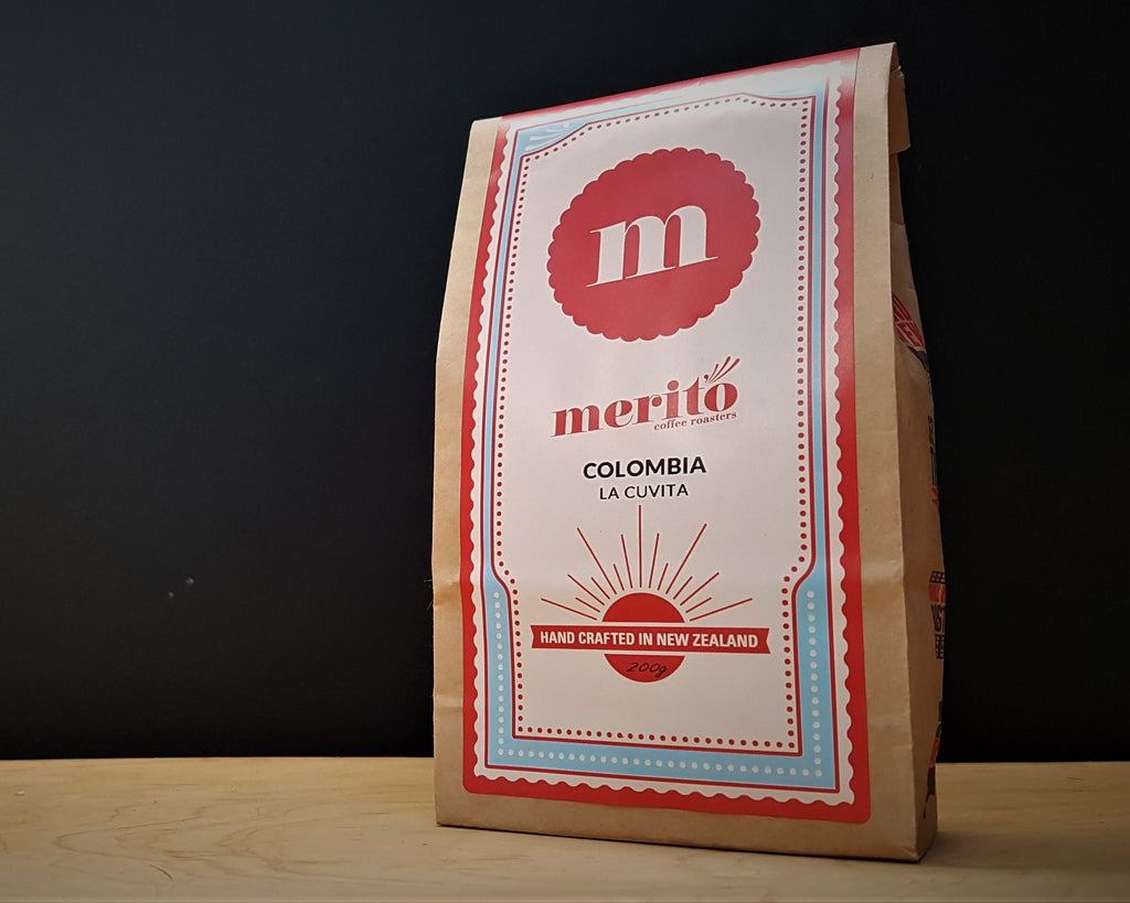 Colombia La Cuvita - Merito Coffee Roasters