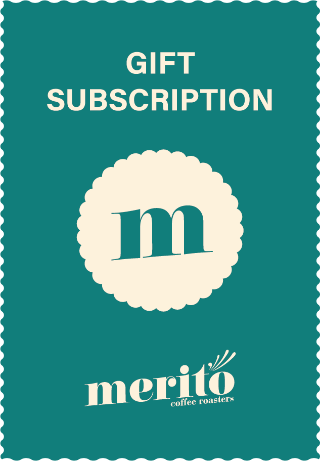 Organic Gift Subscription (SAVE UP TO 16%) - Merito Coffee Roasters