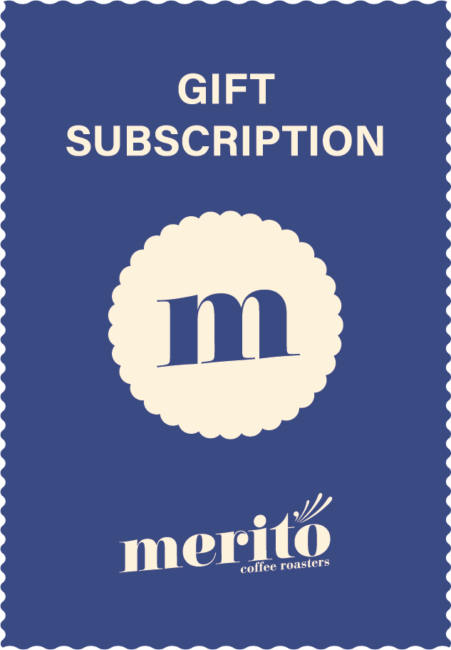 Singles Gift Subscription (SAVE UP TO 16%) - Merito Coffee Roasters