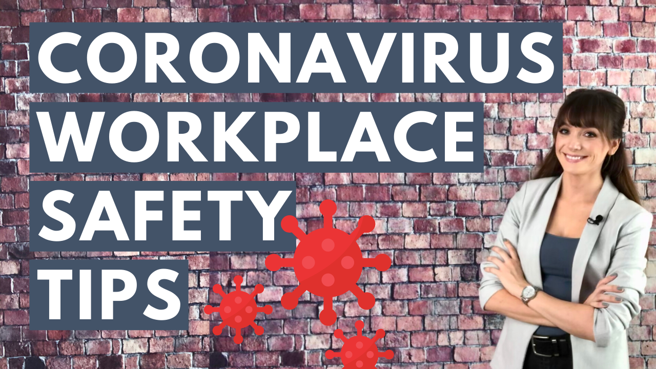 Coronavirus Workplace Safety Tips Video