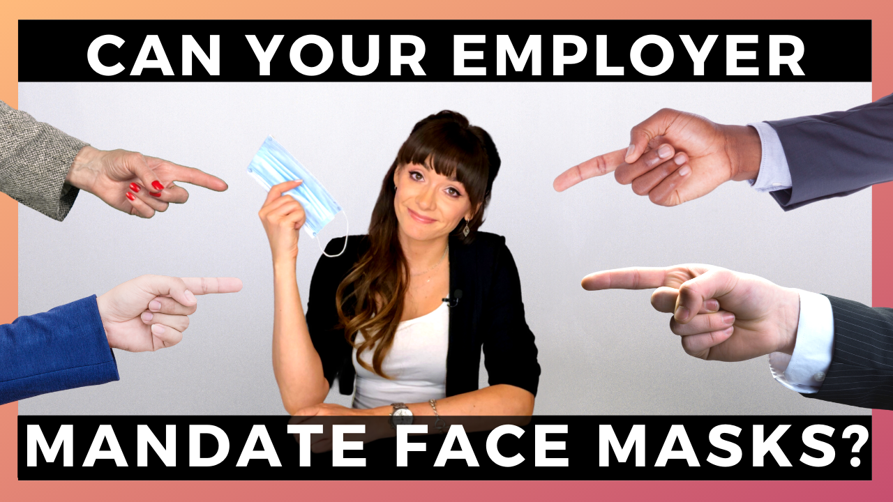 Can Employers Mandate Face Masks?