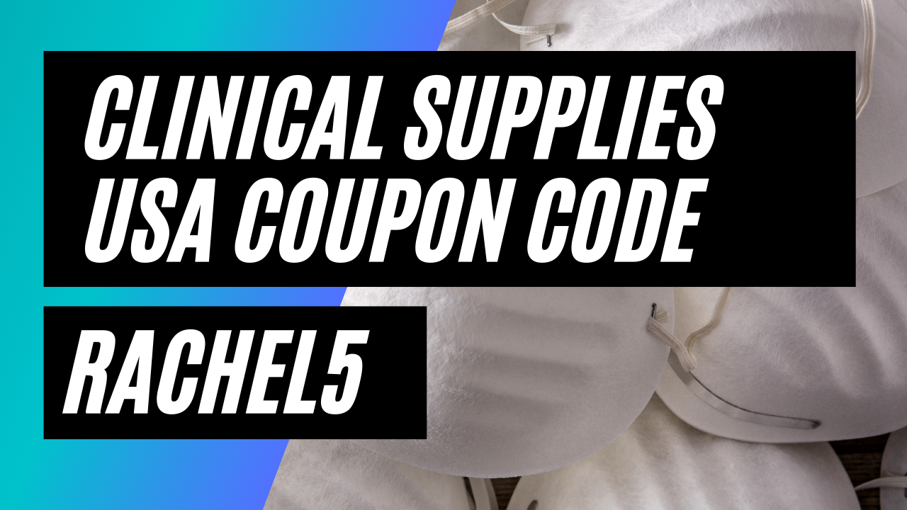 Clinical Supplies coupon code