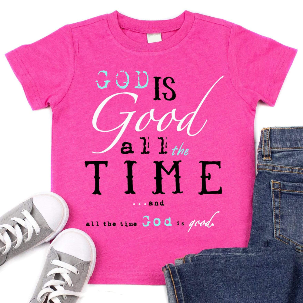God Is Good Youth & Toddler Tee