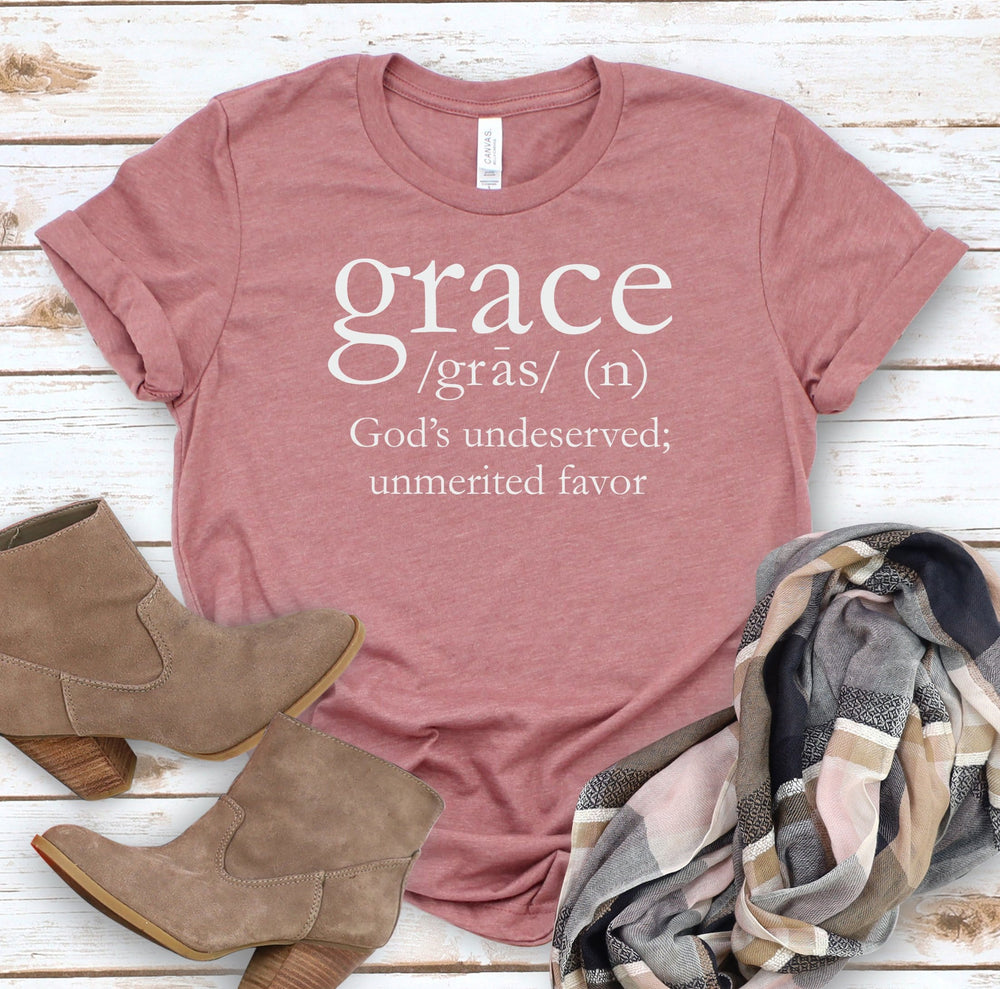 Grace God's Favor Tee