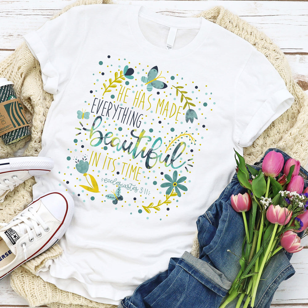 He Has Made Everything Beautiful Tee