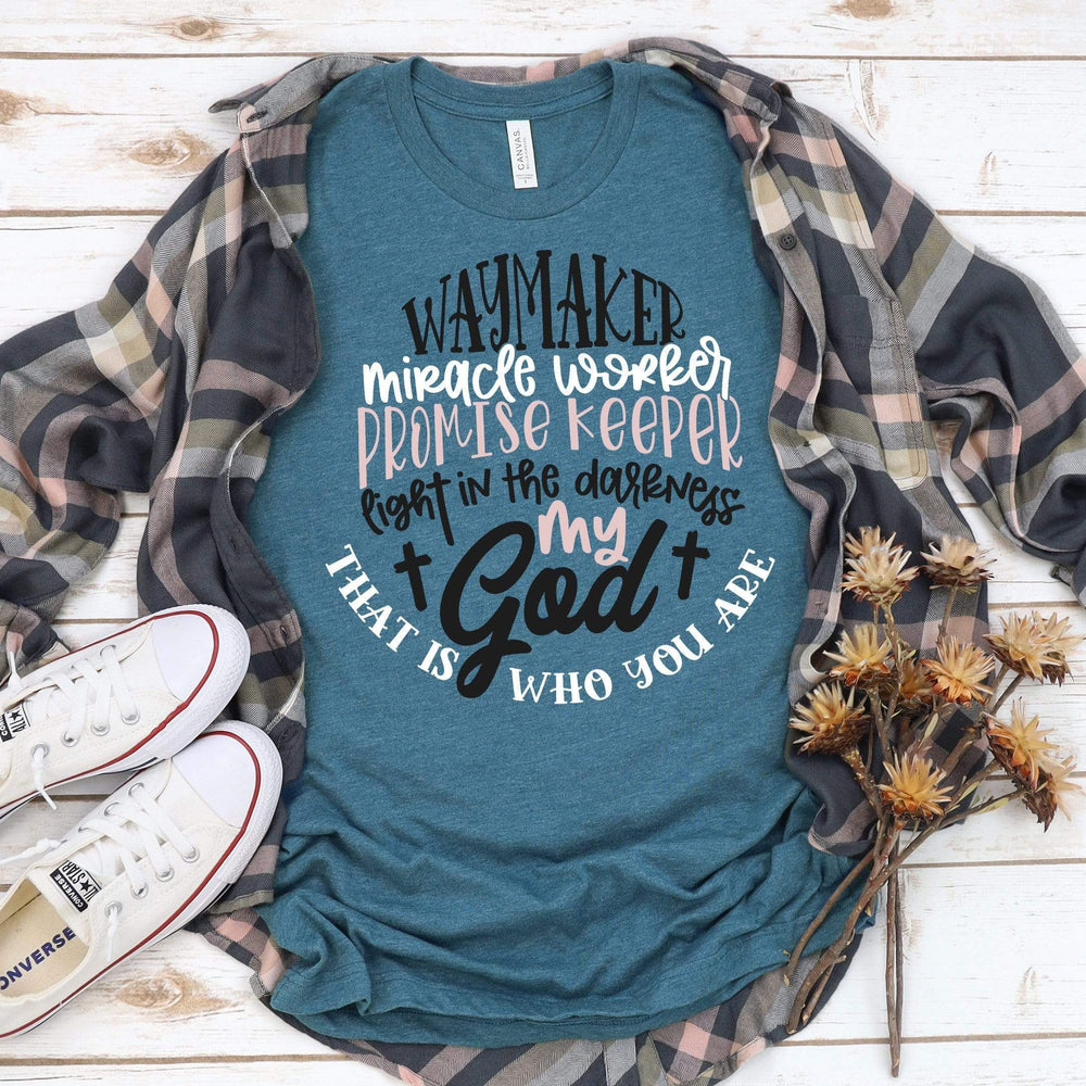 Way Maker Promise Keeper Tee