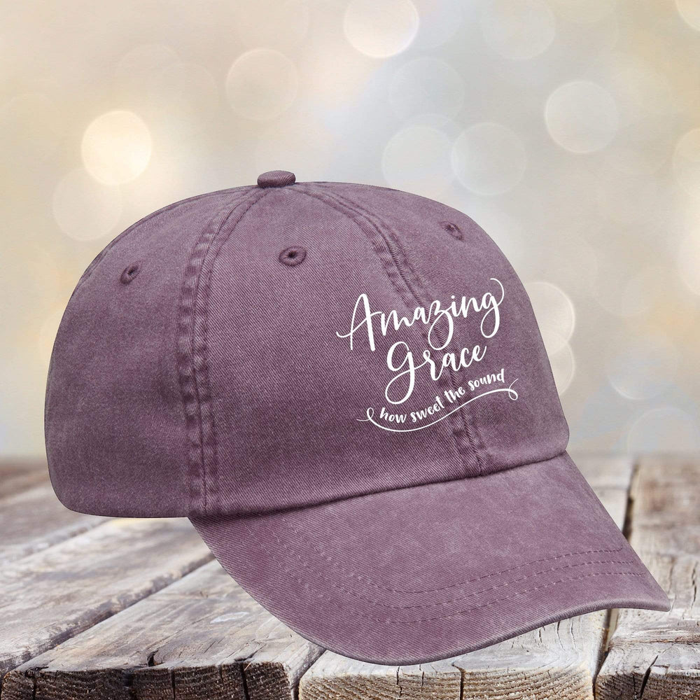 Amazing Grace Hat