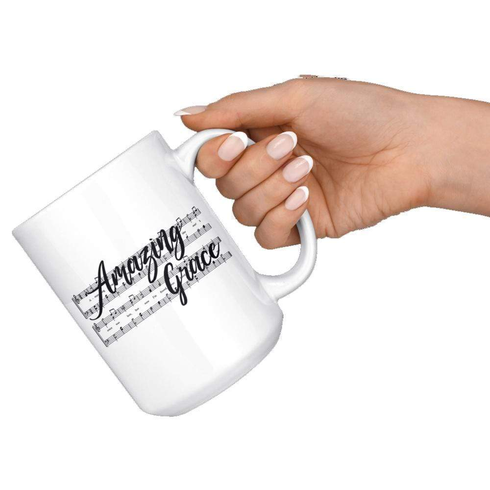 Drinkware - Amazing Grace Mug 15oz