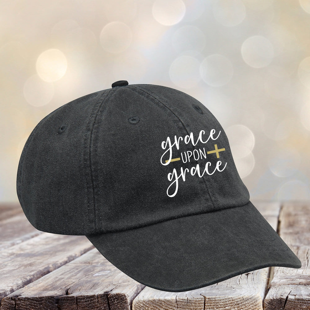 Grace Upon Grace Hat