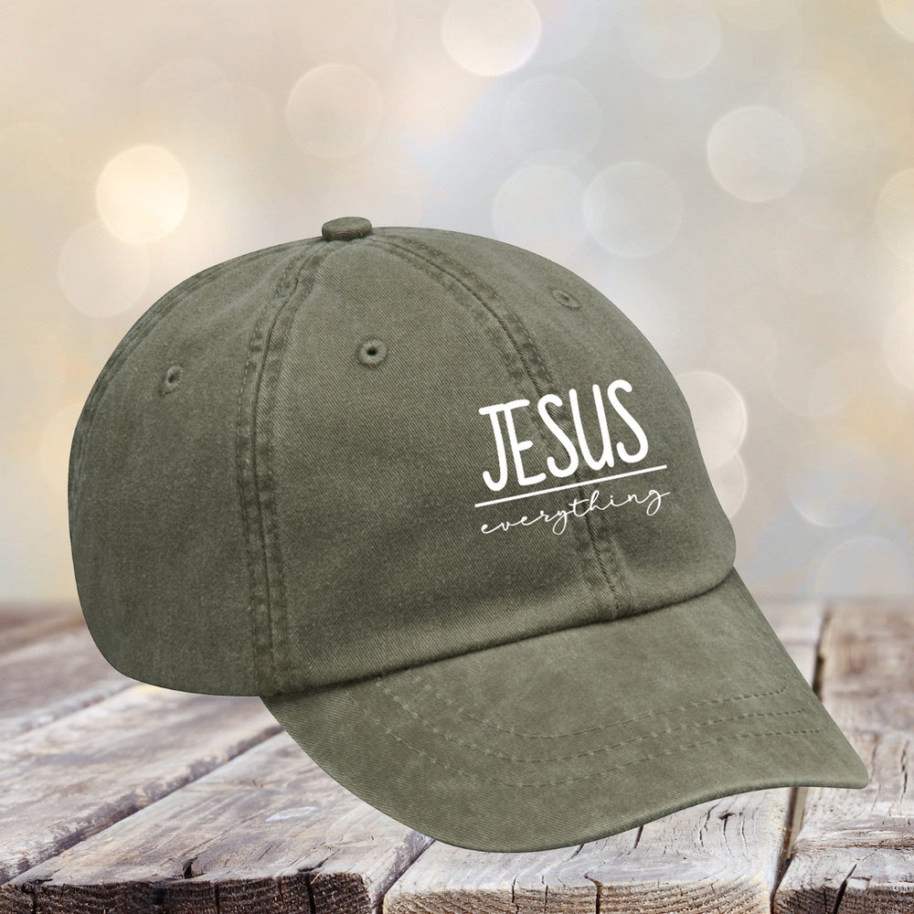 Jesus Over Everything Hat