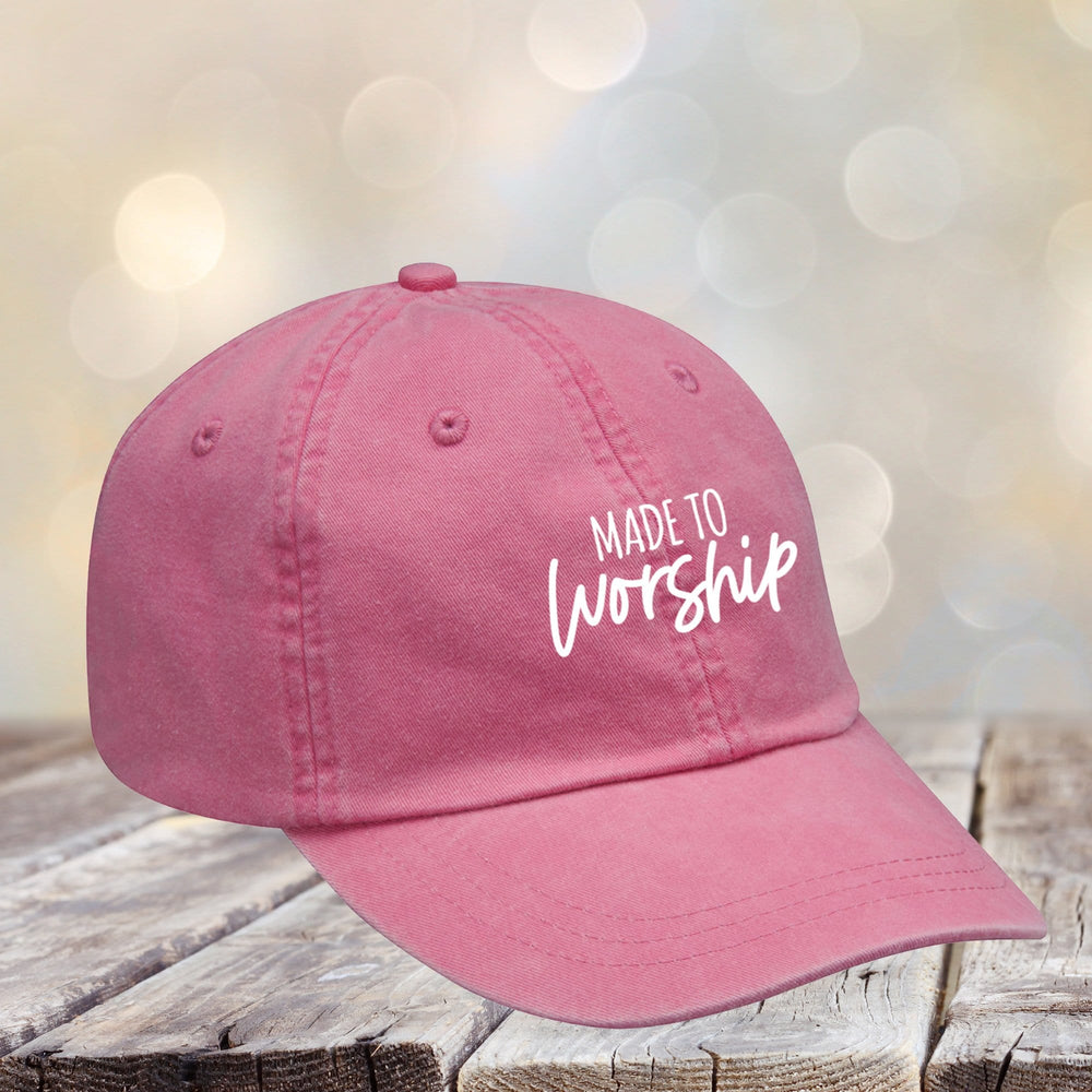 Made To Worship Hat