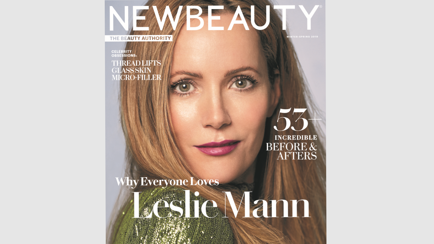 Natural Aqua Gel Cure was featured in NEW BEAUTY Magazine!!
