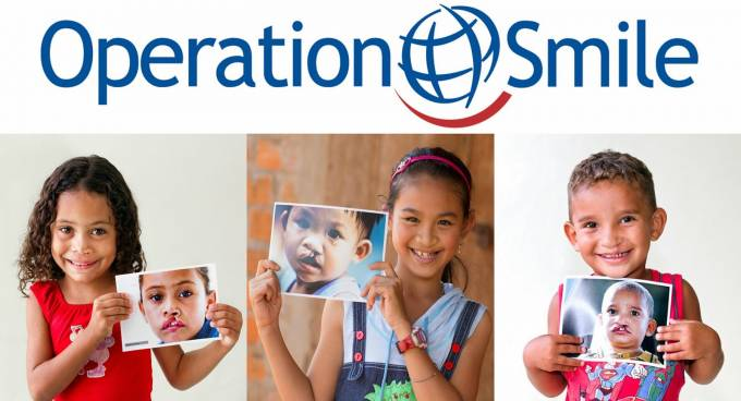 Donation for Operation Smile