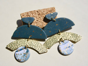 Lori Ann Lotus Earrings