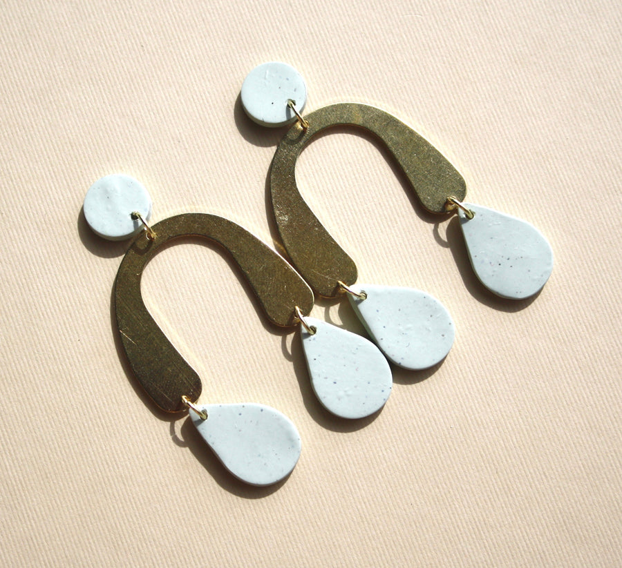 Bridgett Arches Earrings