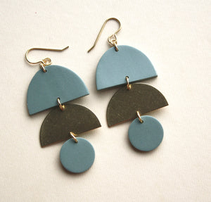 Lori Ann Dahlia Earrings