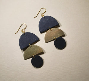 Alexis Dahlia Earrings